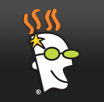 GoDaddy Logo Head